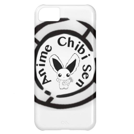 Chibi Bunny iPhone 5C Cases