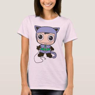 Chibi Cat Woman T-Shirt