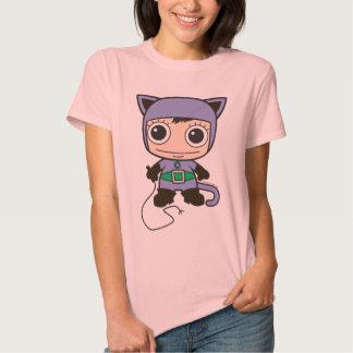 Chibi Cat Woman T-shirts
