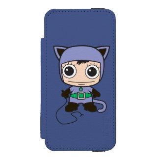 Chibi Cat Woman Incipio Watson™ iPhone 5 Wallet Case