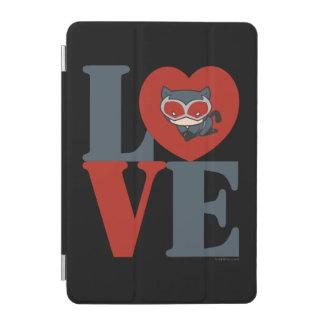 Chibi Catwoman LOVE iPad Mini Cover