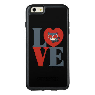 Chibi Catwoman LOVE OtterBox iPhone 6/6s Plus Case