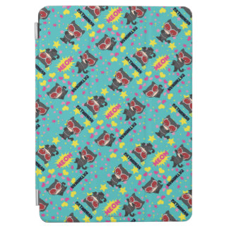 Chibi Catwoman Pattern iPad Air Cover