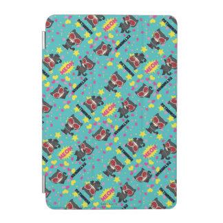 Chibi Catwoman Pattern iPad Mini Cover