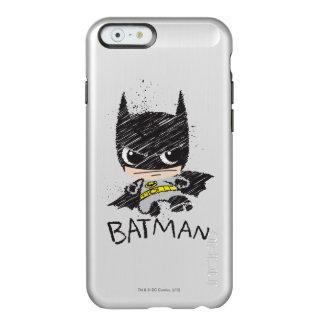 Chibi Classic Batman Sketch Incipio Feather® Shine iPhone 6 Case