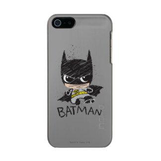 Chibi Classic Batman Sketch Incipio Feather® Shine iPhone 5 Case