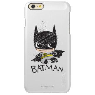Chibi Classic Batman Sketch Incipio Feather® Shine iPhone 6 Plus Case