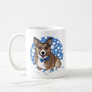 Chibi Corgi Coffee Mug
