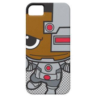 Chibi Cyborg iPhone 5 Covers
