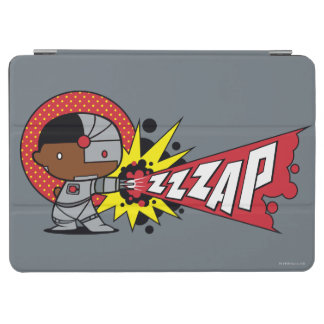 Chibi Cyborg's Cybernetic Cannon iPad Air Cover
