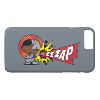 Chibi Cyborg's Cybernetic Cannon iPhone 8 Plus/7 Plus Case