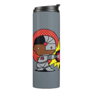 Chibi Cyborg's Cybernetic Cannon Thermal Tumbler