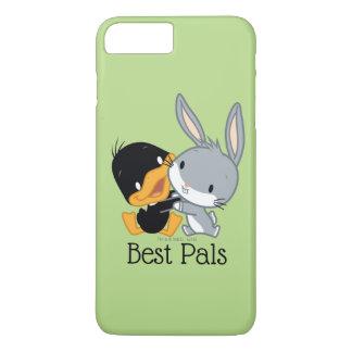 Chibi DAFFY DUCK™ & BUGS BUNNY™ iPhone 8 Plus/7 Plus Case