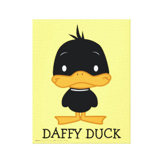 Chibi DAFFY DUCK™ Canvas Print