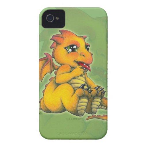 Chibi Dragon Blackberry Bold Case