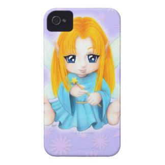 Chibi Faery iPhone 4 Cases