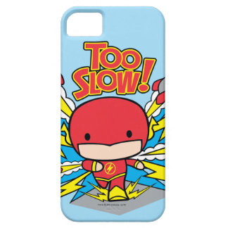 Chibi Flash Outrunning Rockets iPhone 5 Cover