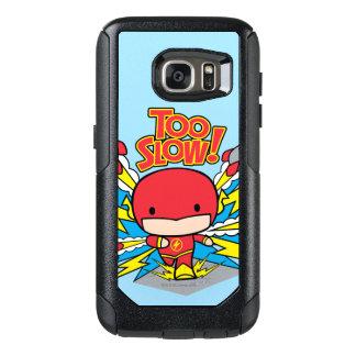 Chibi Flash Outrunning Rockets OtterBox Samsung Galaxy S7 Case