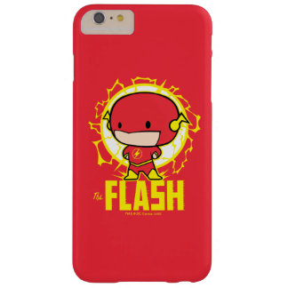Chibi Flash With Electricity Barely There iPhone 6 Plus Case