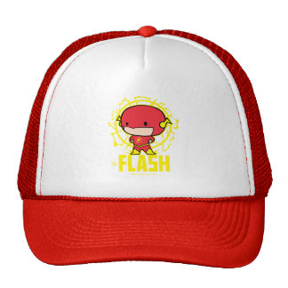 Chibi Flash With Electricity Cap