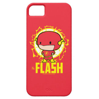 Chibi Flash With Electricity iPhone 5 Case