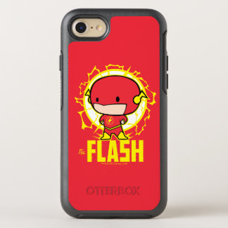 Chibi Flash With Electricity OtterBox Symmetry iPhone 8/7 Case