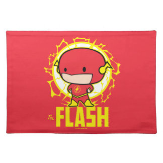 Chibi Flash With Electricity Place Mat
