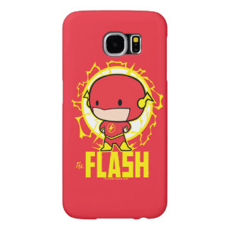 Chibi Flash With Electricity Samsung Galaxy S6 Cases