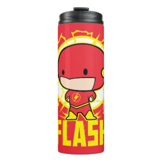 Chibi Flash With Electricity Thermal Tumbler