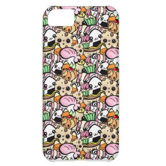 Chibi Food iPhone 5C Case