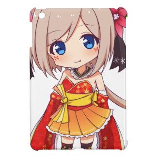 Chibi Fox Girl Case For The iPad Mini