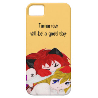 Chibi Friends Phone Case Case For The iPhone 5