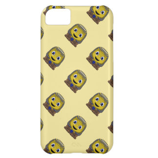 Chibi Golden Sphinx Cover For iPhone 5C