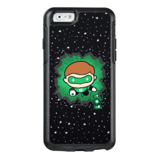 Chibi Green Lantern Flying Through Space OtterBox iPhone 6/6s Case