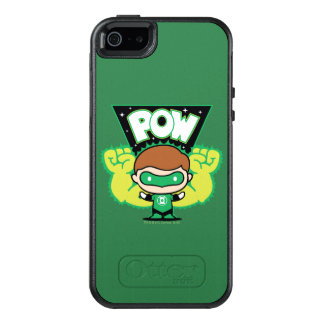 Chibi Green Lantern Forming Giant Fists OtterBox iPhone 5/5s/SE Case
