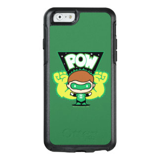 Chibi Green Lantern Forming Giant Fists OtterBox iPhone 6/6s Case