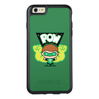 Chibi Green Lantern Forming Giant Fists OtterBox iPhone 6/6s Plus Case