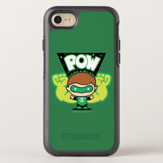 Chibi Green Lantern Forming Giant Fists OtterBox Symmetry iPhone 8/7 Case