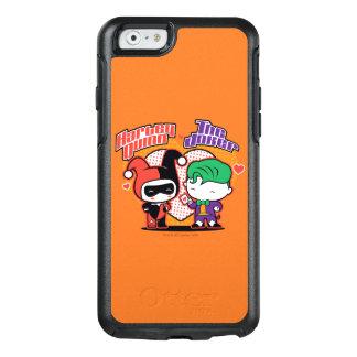Chibi Harley Quinn & Chibi Joker Hearts OtterBox iPhone 6/6s Case