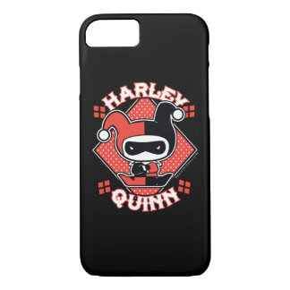 Chibi Harley Quinn Splits iPhone 7 Case