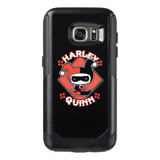 Chibi Harley Quinn Splits OtterBox Samsung Galaxy S7 Case