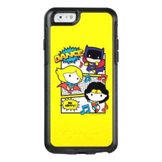 Chibi Heroes Dancing OtterBox iPhone 6/6s Case