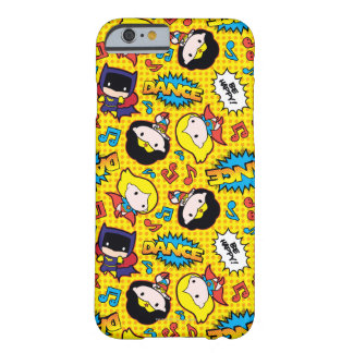 Chibi Heroine Dance Pattern Barely There iPhone 6 Case
