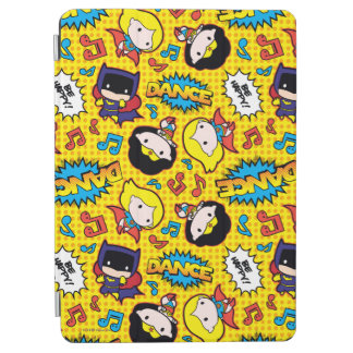 Chibi Heroine Dance Pattern iPad Air Cover