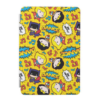 Chibi Heroine Dance Pattern iPad Mini Cover