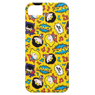 Chibi Heroine Dance Pattern iPhone 5 Cover