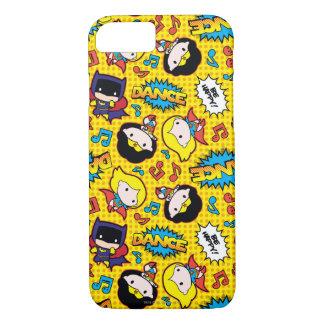 Chibi Heroine Dance Pattern iPhone 8/7 Case
