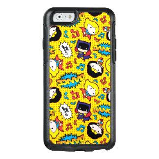 Chibi Heroine Dance Pattern OtterBox iPhone 6/6s Case