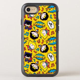 Chibi Heroine Dance Pattern OtterBox Symmetry iPhone 8/7 Case
