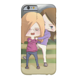 Chibi Hikers Barely There iPhone 6 Case